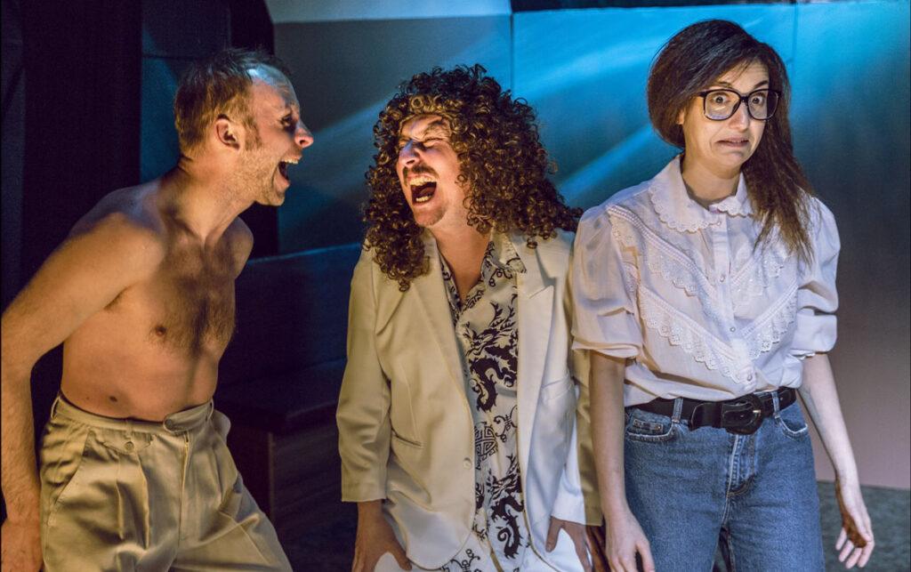 Divadlo pod Palmovkou: Pusťte Donnu k maturitě